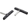 Voxom MTB Brs24 Cartridge Bremseklosser Svart/sølv
